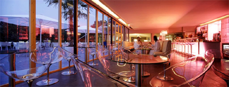 Sfeer foto lounge bar Thermae 2000