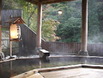 Traditionele Onsen